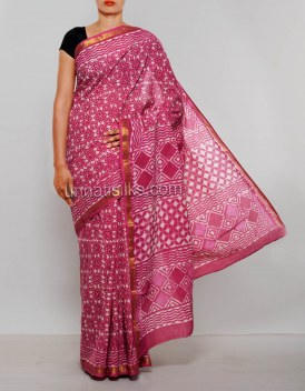 Online shopping for rajasthani cotton summer saris by unnatisilks