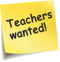 Wanted TEACHERS - For CBSE and ICSE Schools in all Taluks & District Places in Karnataka