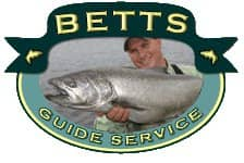Get Steelhead Fishing Reports at Betts Guide Service
