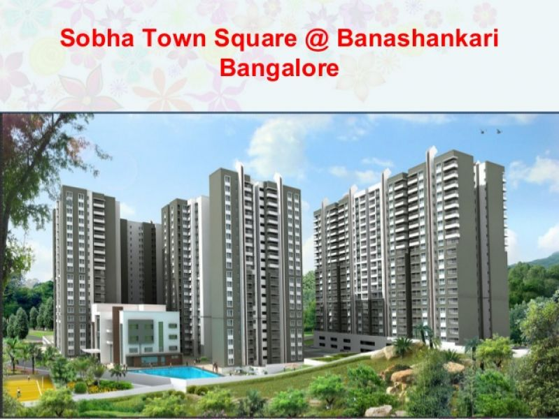 Sobha Square is Green Housing Project in Bangalore