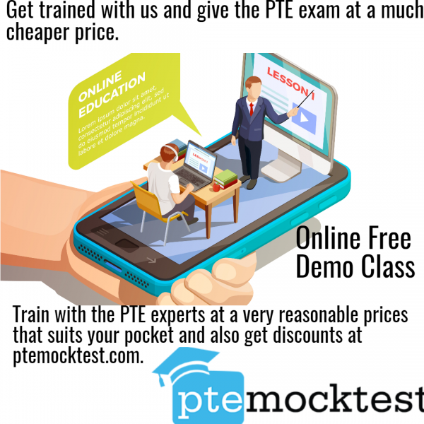 Online PTE training to achiieve 79+ score in PTE exam