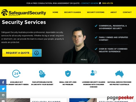Safeguard Security Brisbane