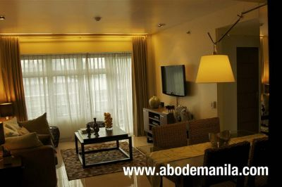 2 Bedroom Condo for rent in Serendra Two (Bonifacio Global City)