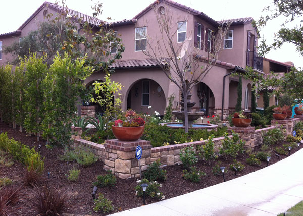 Front Yard Landscaping Orange County