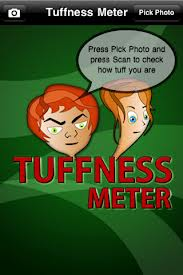 The Tuffness  Meter  A Funny Application For Jocks Party