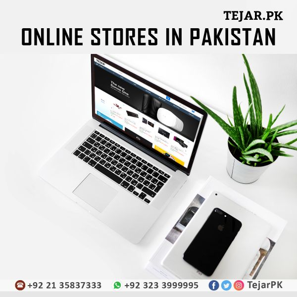 Online Stores in Pakistan