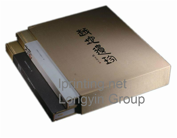 With box hardcover books printing in china,Hardbacks Printing Service,Square Back Hardcover