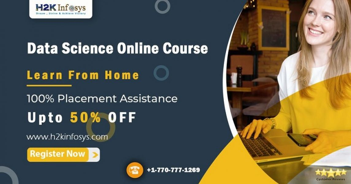 Masters in Data Science Online Training in USA