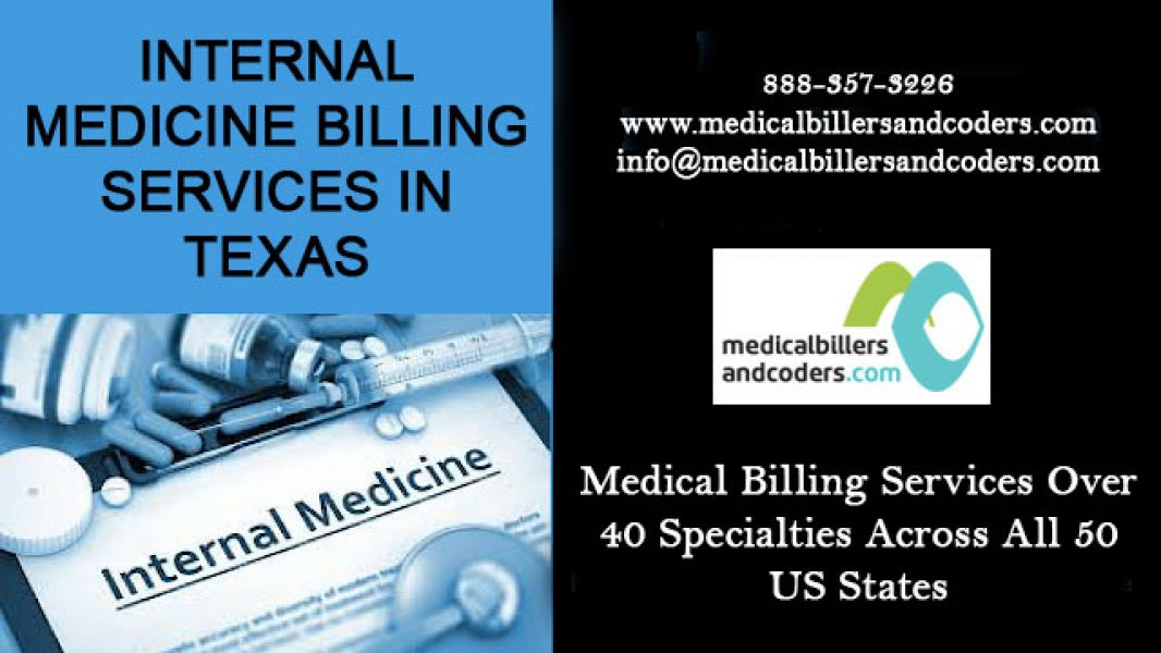 Experts in Internal Medicine Billing Services for Texas