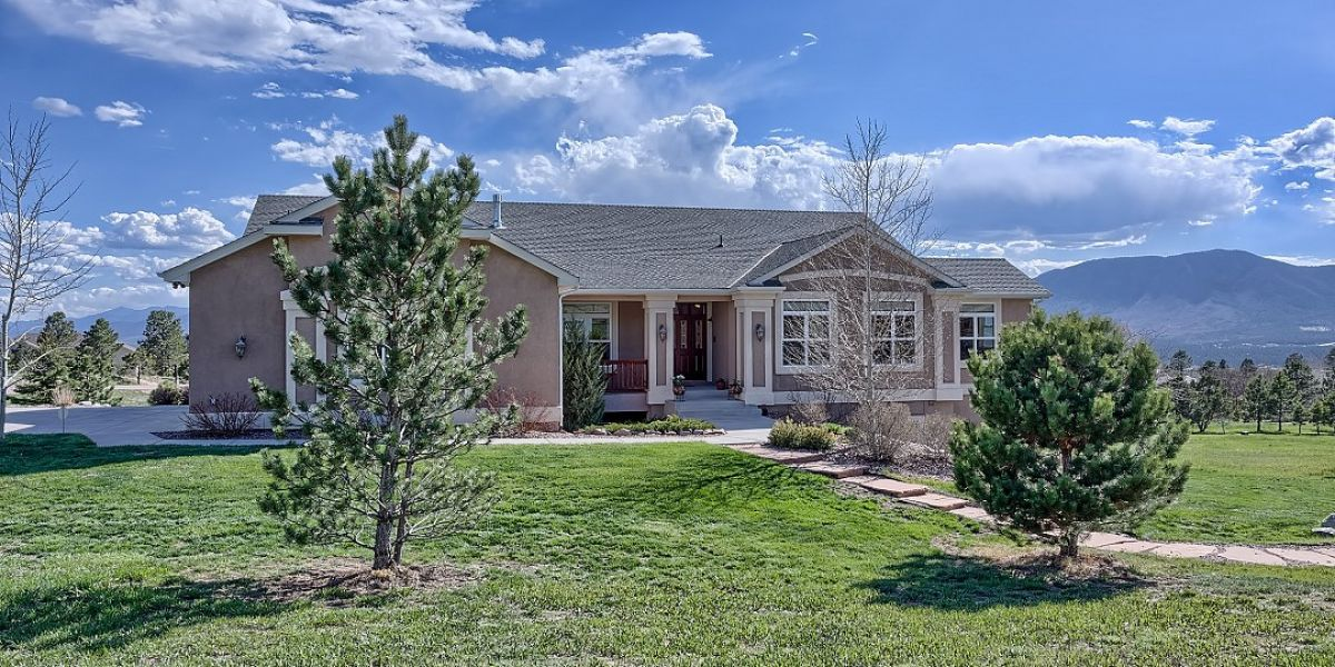 Colorado Springs Luxury Real Estate
