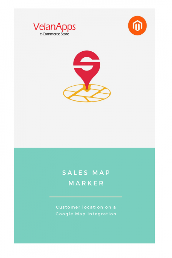 Sales Map Marker | Magento Extensions