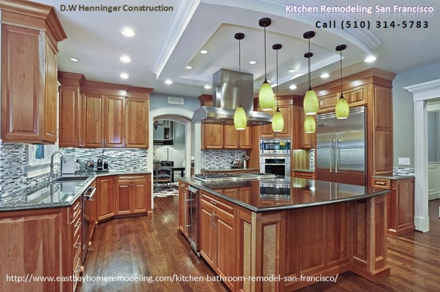 Kitchen Remodeling San Francisco