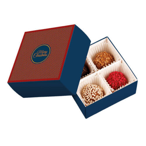Get 40% Discount On Custom Truffle Boxes