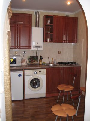 Cozy apartment for daily rent in the center of Lugansk Ukraine