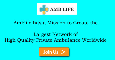 Ground Ambulance Services | AMB Life