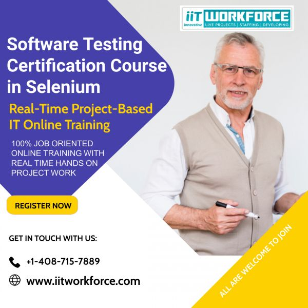 Software Testing Certification Course in Selenium