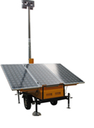 Solar Light Towers | Light Tower