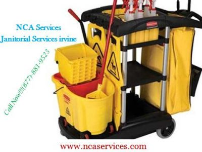Janitorial service Irvine cleaning facilities