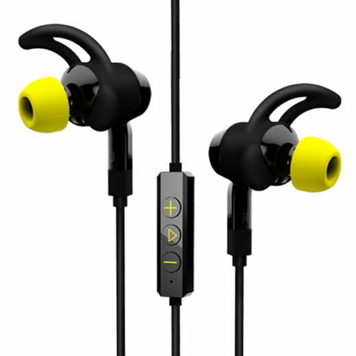 OEM B006 Wireless Bluetooth Sports Earphones V4.1 with Microphone Built-in Rechargeable Battery