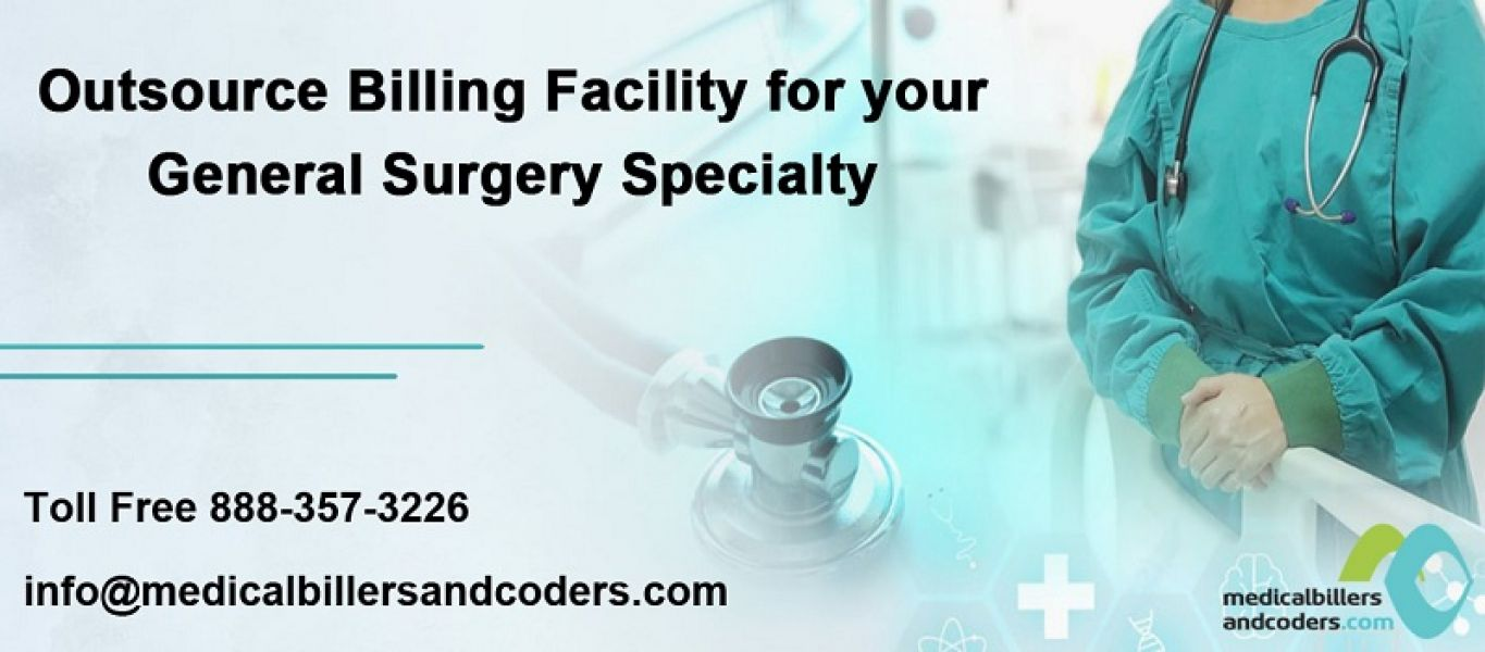 Outsource Billing Facility for your General Surgery Specialty