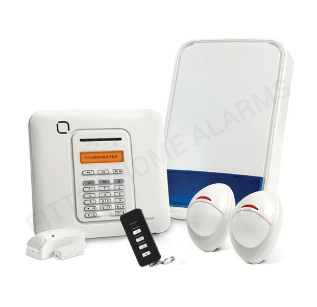 Visonic Powermaster 10 Wireless Security Alarm