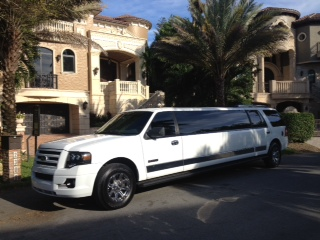 Best Florida Limousine will ensure that you arrive in style with safe, respectful, and courteous ser