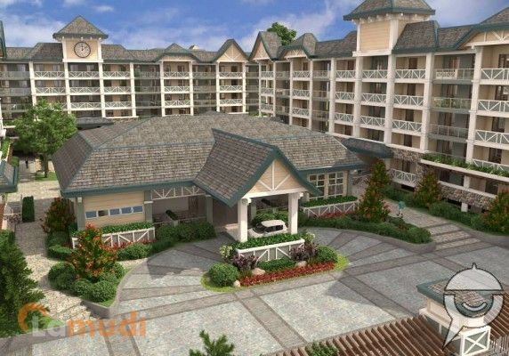 Condominium for Sale in Tagaytay