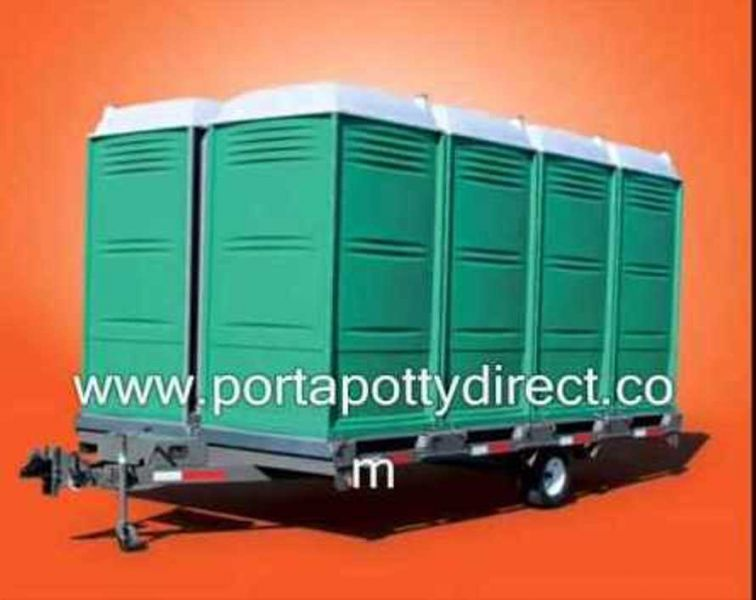 Portable Toilet Rentals for Customers' Residential Purposes