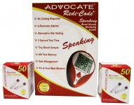 Order Advocate Redi-Code Package with Free Meter Kit and 2 Boxes of Strips