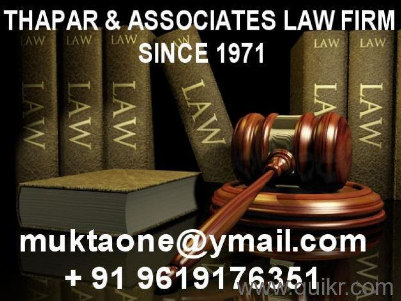 Notice lawyer Advocate