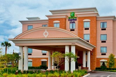 Holiday Inn Express orlando,hotel near sea world orlando