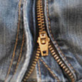 Jean button replacement – No compromise on looks