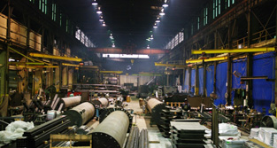 Iron pipes provide strength and durability across various industrial sectors