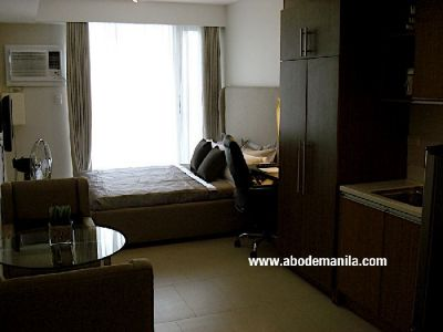 Antel Spa Residences (Makati) Studio Condo for Rent  Fully Furnished