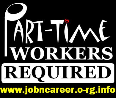 10 x Part Time Workers Needed Urgently.