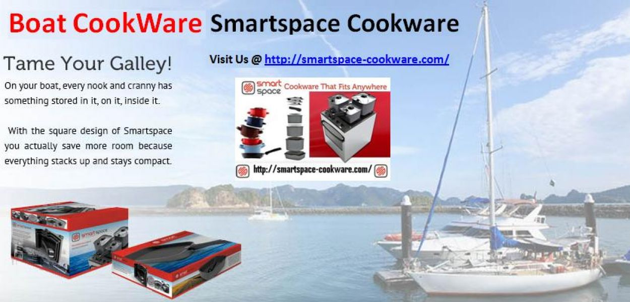 Nestable Boat Cookware