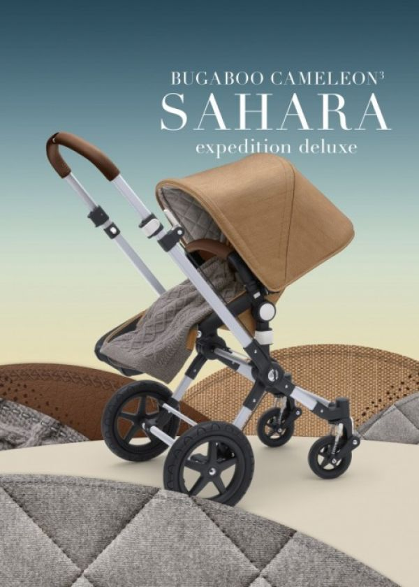 New Bugaboo Cameleon 3 Limited Edition - Sahara