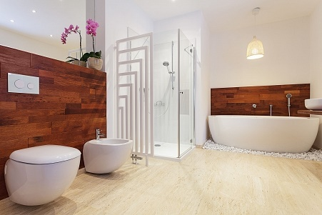 Modern Bathroom Remodel And Renovation Fremont