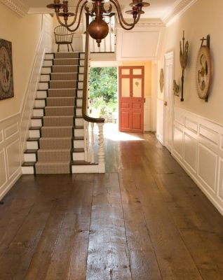VERY RARE ANTIQUE OAK FLOOR TILES, OLD PARQUET FLOORING, OLD WOODEN PLANK FLOOR by LUXURY STYLE .ES