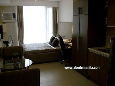 Studio Condo for rent in Antel Spa Residences (Makati) Fully Furnished