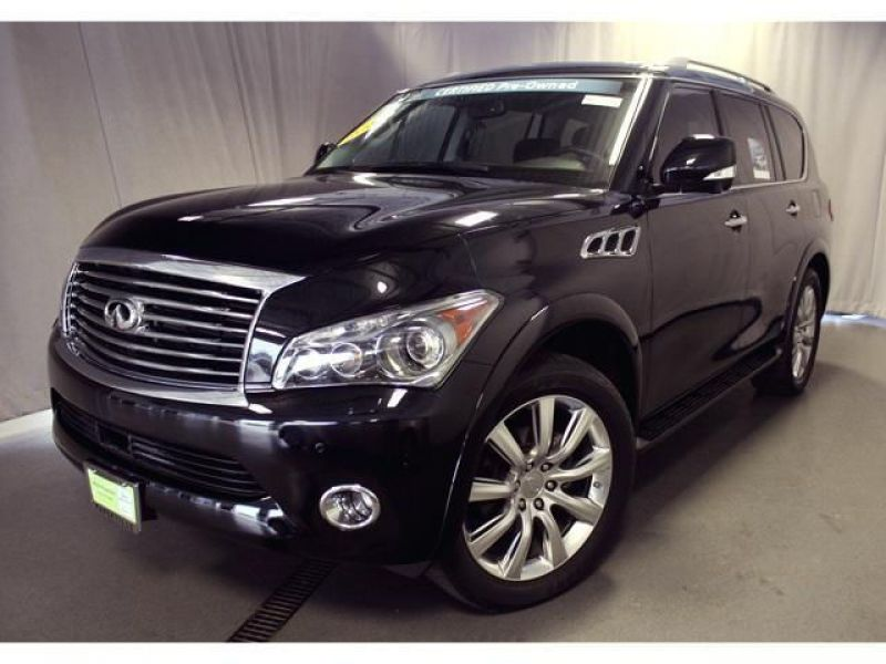 For Sale USED 2012 Infiniti QX56 Base