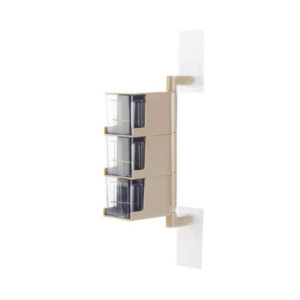 Rotating Wall Mounted Kitchen Rack
