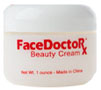 Naturally nourished youthful skin through Facedoctor beauty cream