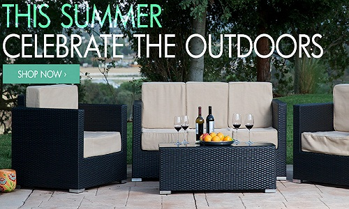 San Francisco Wicker Patio Furniture