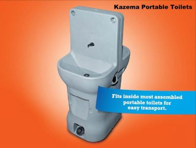 GRP Portable Toilets - (with Water tank & Without water tank)(Eastern & Western type)
