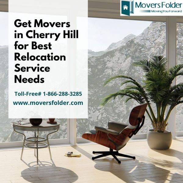 Get Movers in Cherry Hill for Best Relocation Service Needs