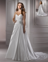 which Maggie Sottero Wedding Dresses do you like in sharonbridals.com