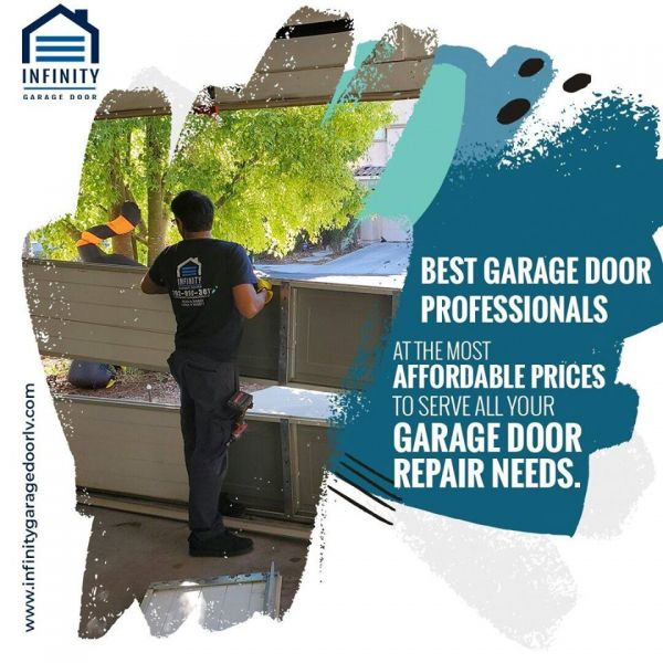 Professional Garage Door Repair Service Las Vegas