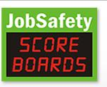 Electronic Safety Scoreboard