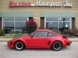 1986 Porsche 911 turbo slantnose coupe